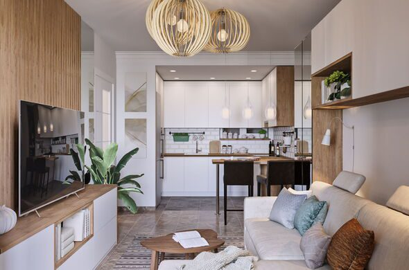 Реализованная квартира 48 кв.м. Испания 2019