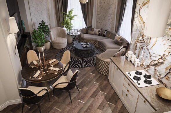 Квартира в стадии реализации 120 кв.м. г.Чита 2020