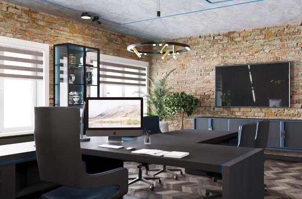 Офисное здание компании General Survey реализация объекта 2021г