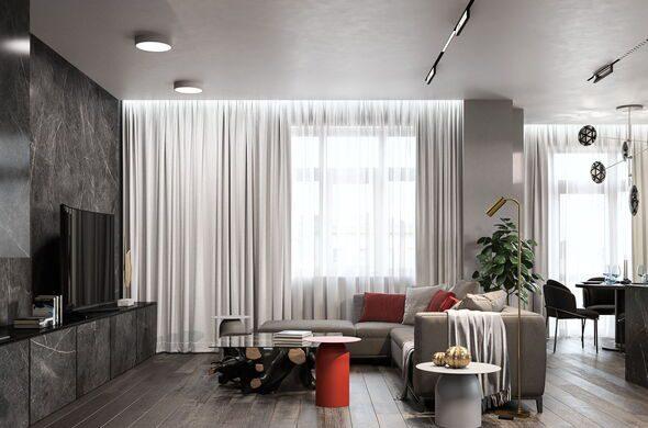 Квартира в стадии реализации 150 кв.м. г. Ростов-на-Дону 2019