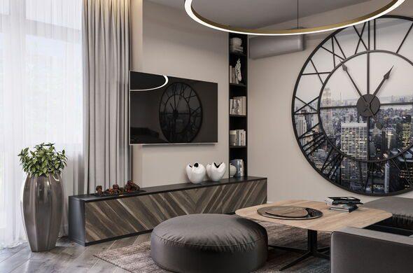 Квартира в стадии реализации 140 кв.м. г. Ростов-на-Дону 2019
